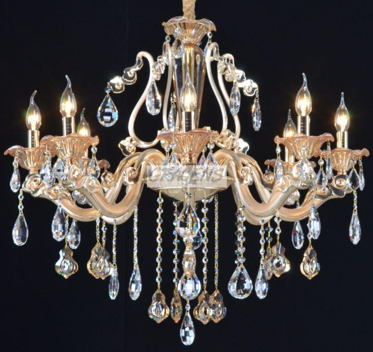 New 8 arms luxury foyer chandelier luster lamp most popular in usa and europe a clrb8117 8 - Most popular chandeliers ...