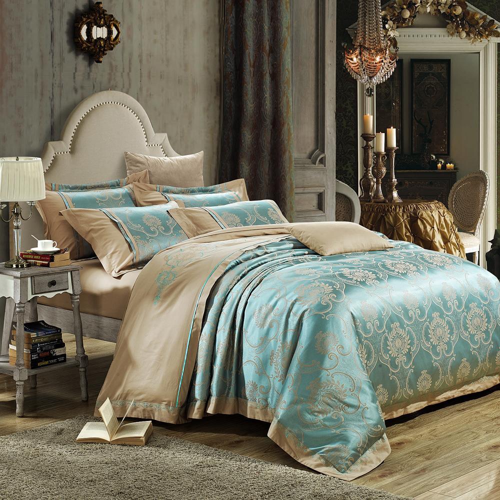 Bedding set duvet cover set include 1 duvet cover 1 flat - Housse couette luxe ...