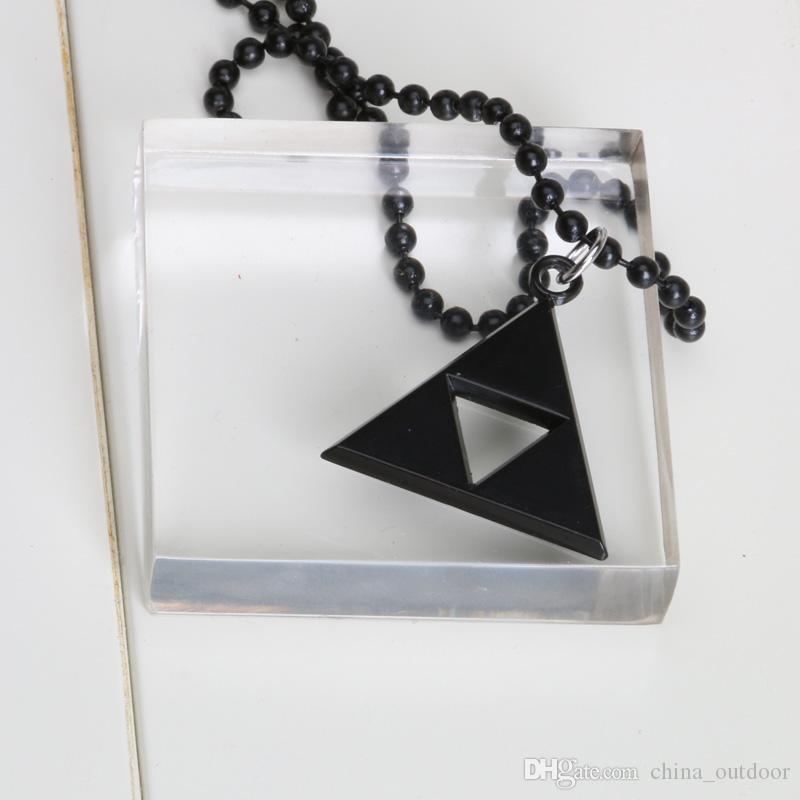 Legend of Zelda Triforce Pendant Necklace Zelda Triforce Necklace