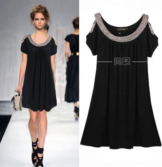 Plus size dress 24 valve