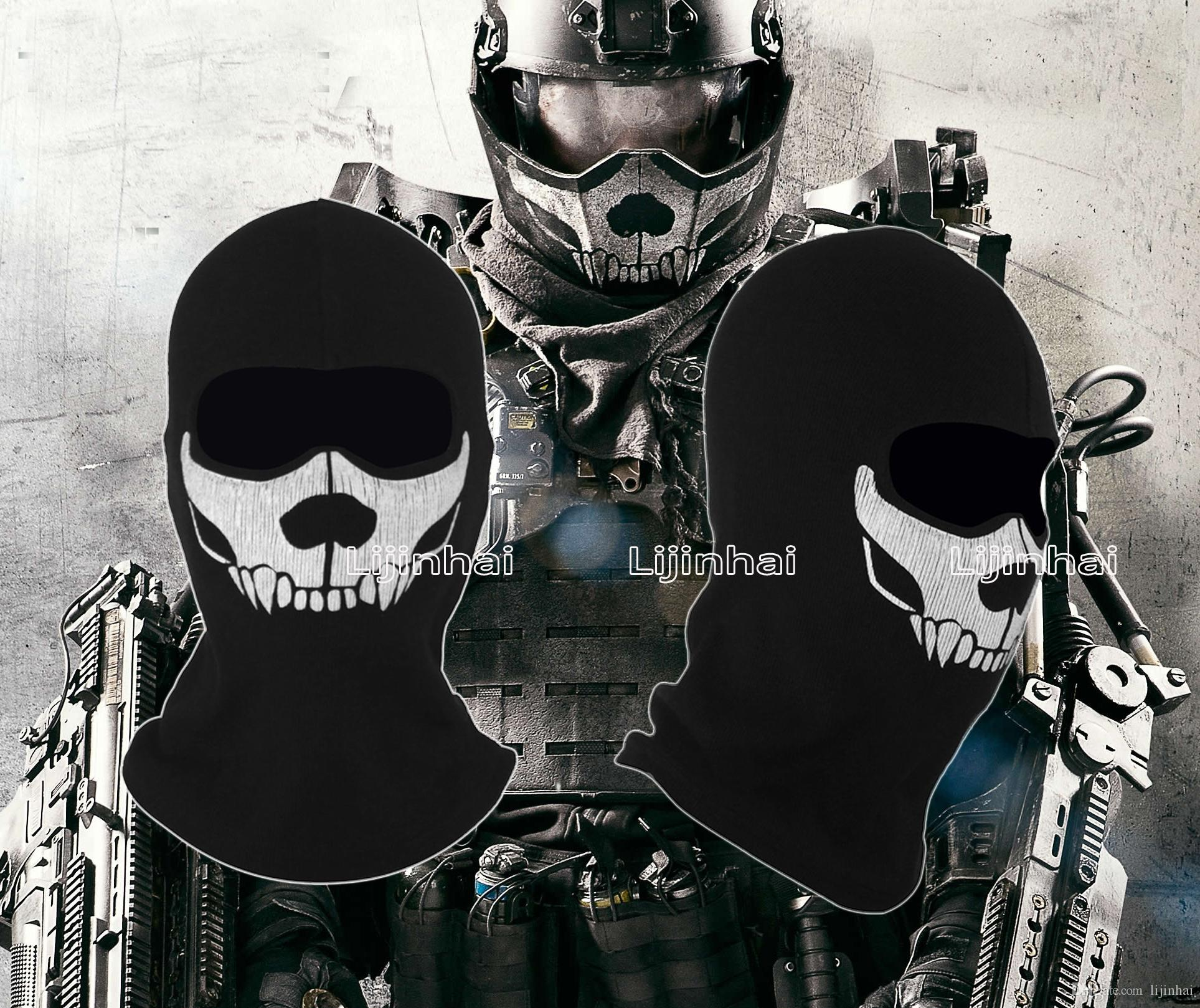 2014 New High Qualit Edge of Tomorrow Mask Ghost Ski Full Face ...