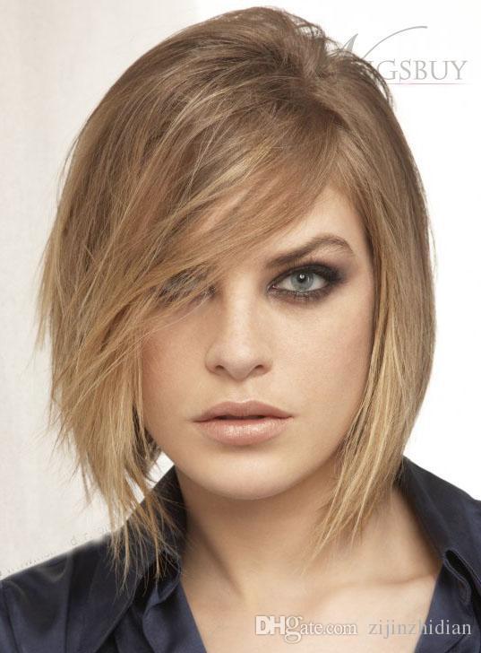 Soft bob haircuts