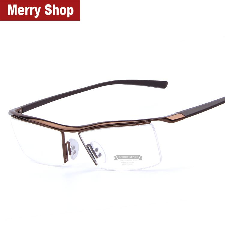 2015 new men optical frames eyeglasses frames rack commercial glasses fashion eyeglasses frame myopia titanium frame