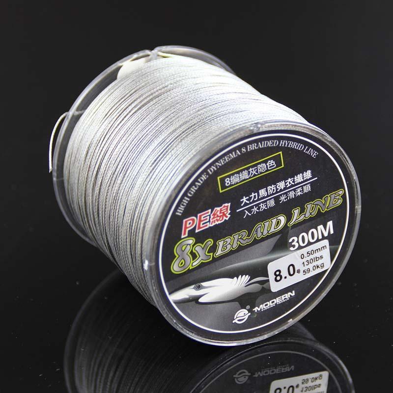 super strong 8 strand pe braided fishing line 300m 18lb 20lb 30lb, Reel Combo