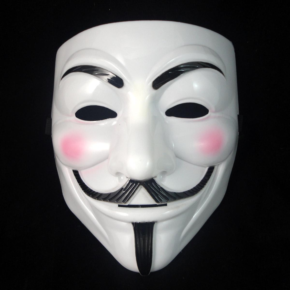 Top Quality 2014 Popular V Mask Vendetta Party Masks V Mask ...