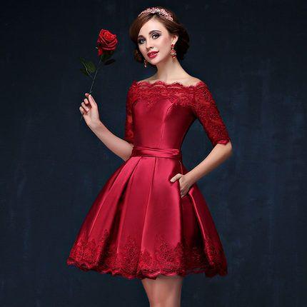 Classic preppy prom dress - Best Dressed