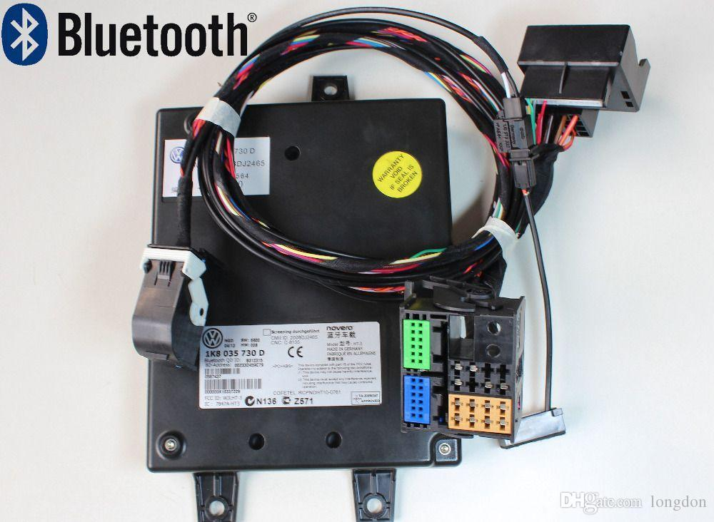 Vw bluetooth modul