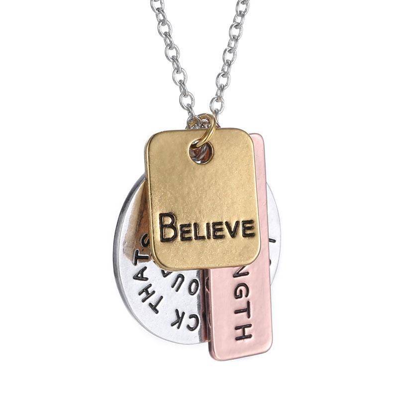 Wholesale new fine jewelry vintage believe me love letters for Z s fine jewelry