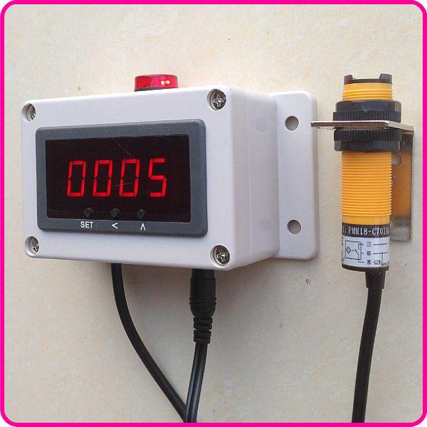 Digital Counters With Sensors : Wholesale infrared sensor digital counter conveyor