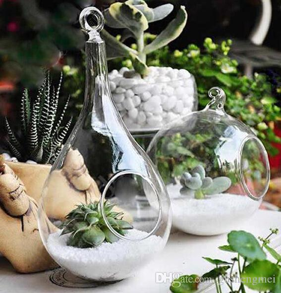 Wholesale glass Hanging Terrariumhanging Glass Balls Candle Home