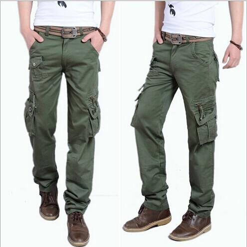 Best Plus Size Pants Men Korean Pants For Men Cargo Pants Casual ...