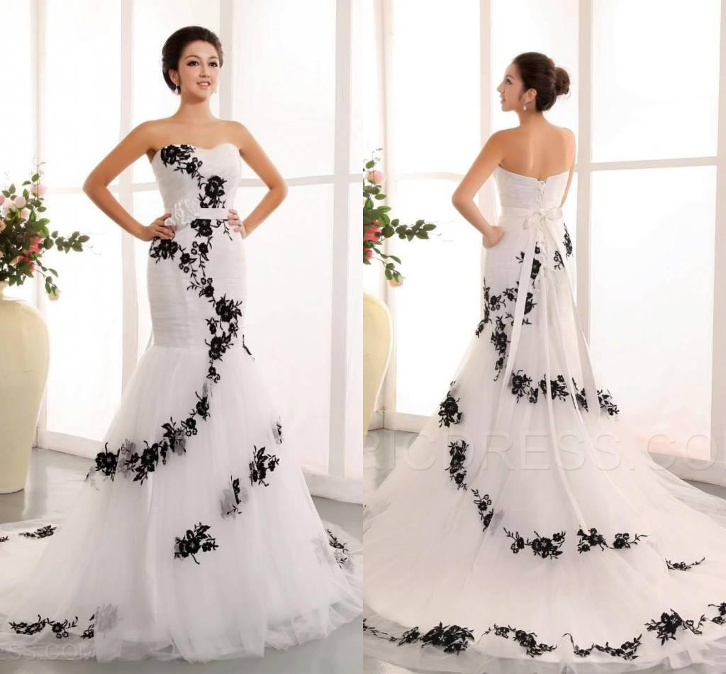 Discount Half Sleeve 2015 Strapless Bridal Gown Weddding Gown ...