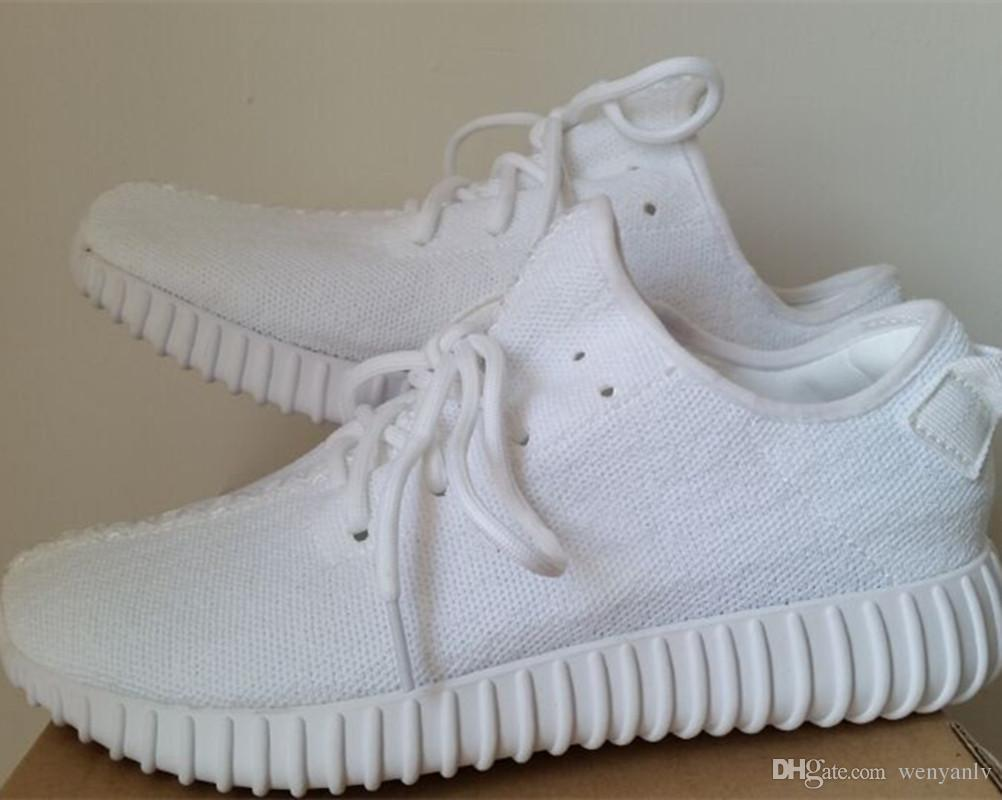 Adidas Infant Yeezy Boost 350 V2 White Hervia