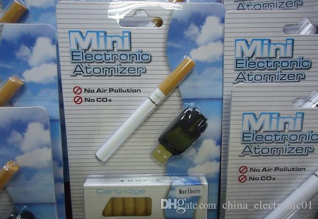 Electronic cigarette battery charge