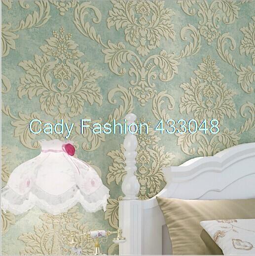 Aliexpress Com Buy Korean Modern Fashion Love 3d Wallpaper Home