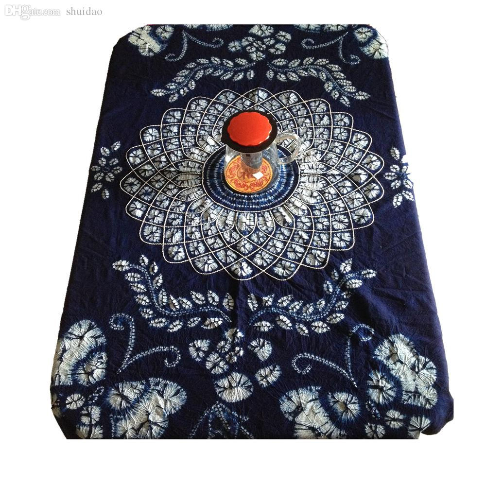 Wholesale dali yunnan coffee table tablecloths ethnic for Arts and crafts wholesale