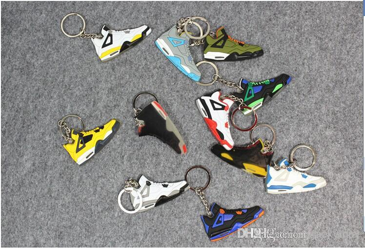 Scarpe da basket portachiavi scarpa
