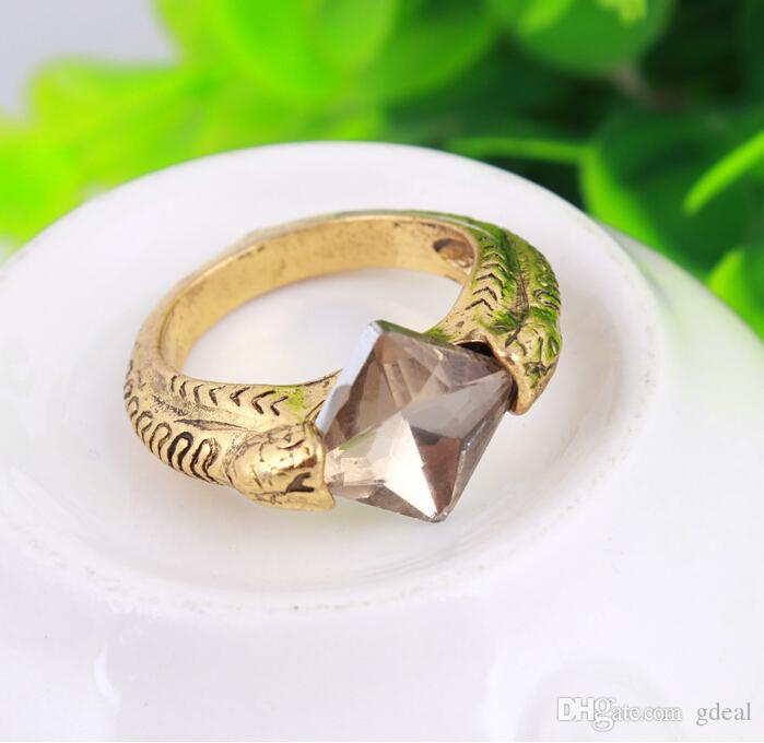 see larger image - Harry Potter Wedding Rings