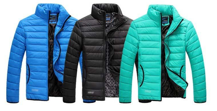Best-selling Winter New Arrival Men's Winter Jacket Men's Stand ...