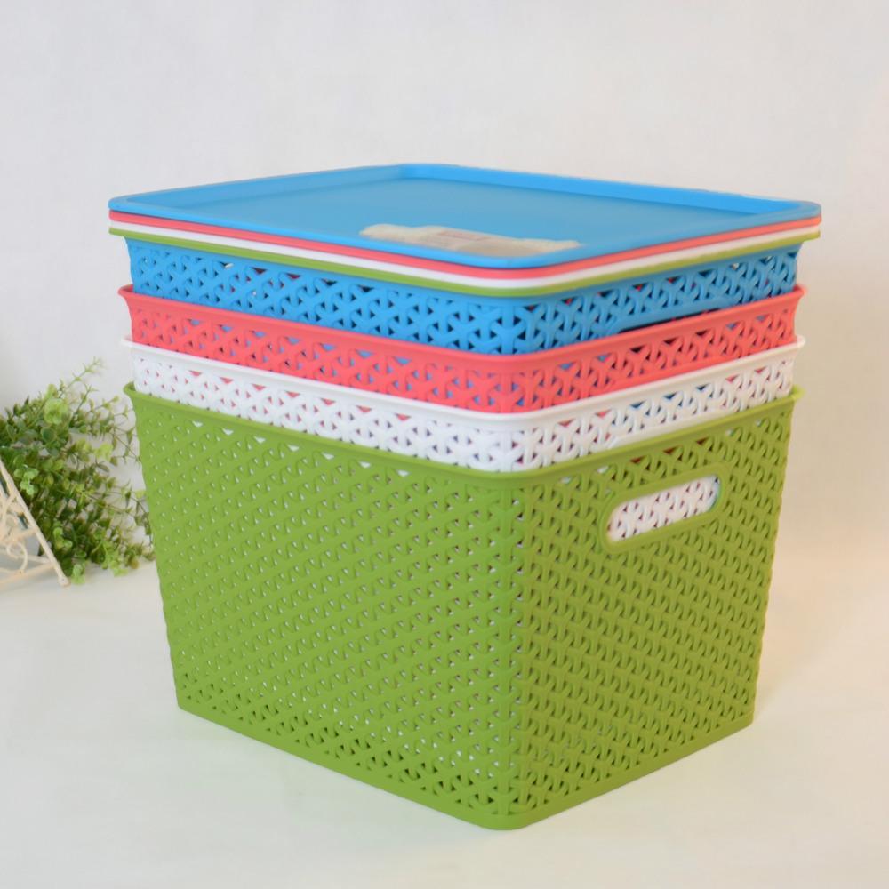 3321 Large Plastic Woven Storage Baskets Storage Basket Storage Baskets  Essential Home Products Wholesale Online With $48.46/Piece On Zhoudan5248u0027s  Store ...