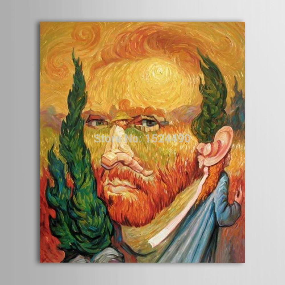 Best Hand Painted High Q. World Top Famous Paintings ...