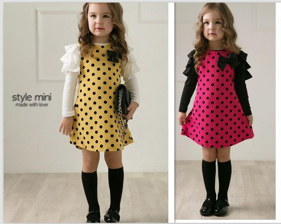 Images of Fall Dresses For Girls - Reikian