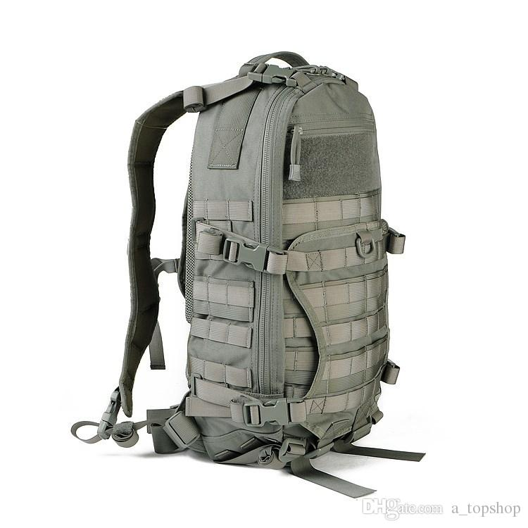 2015 Molle Tactical Backpacks Outdoor Hiking Waterproof Military ...