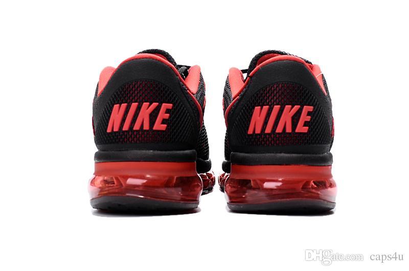 Nike Air Max 2016 Black Red