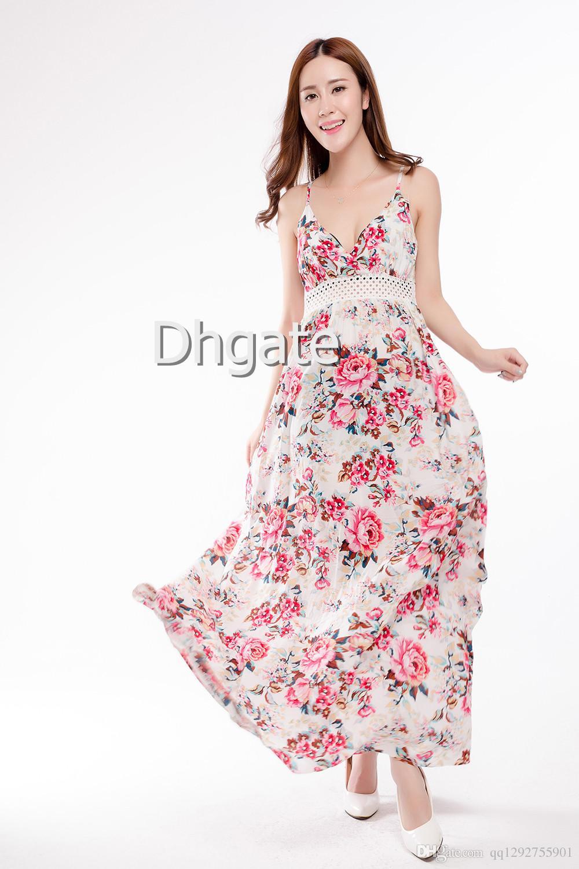 Cheap Long Casual Dresses