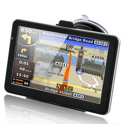 Inch Gps Navigation Fm Ddrmb  Car Gps Mtk Mhz Free Maps For Europe North America Usa Canada Australia Gps Navigation Online With  Piece