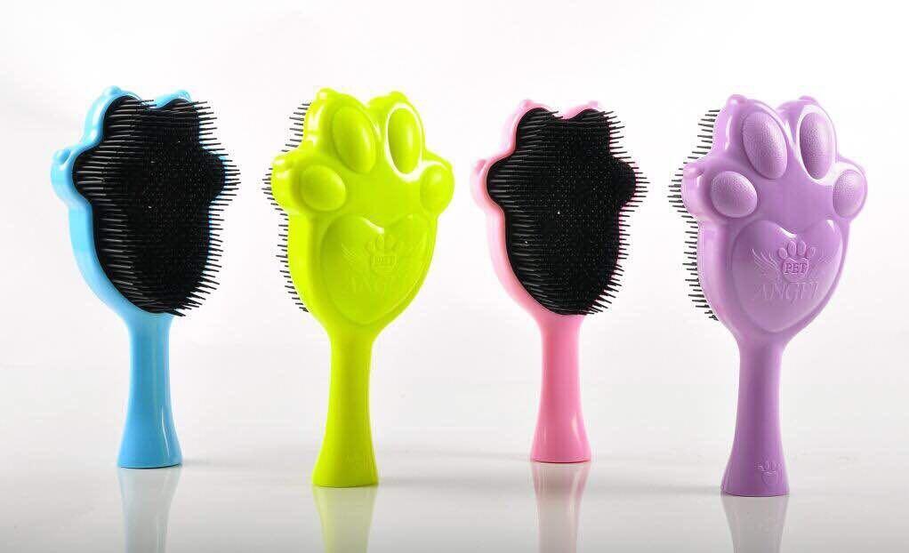 Tangle Pet Angel Professional Detangling Hair Brush