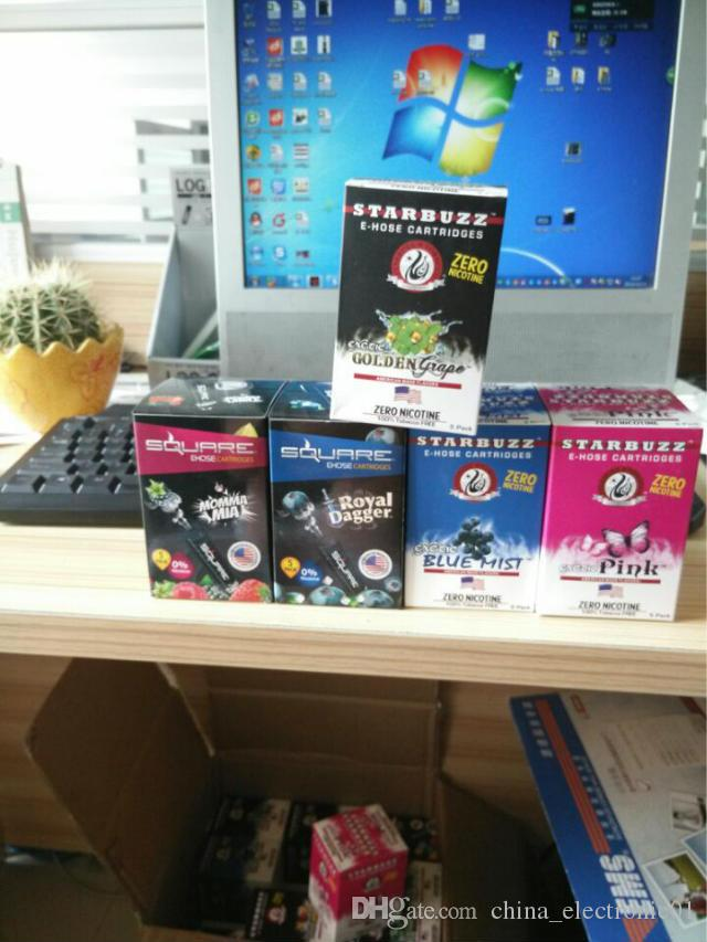 Electronic cigarette in USA
