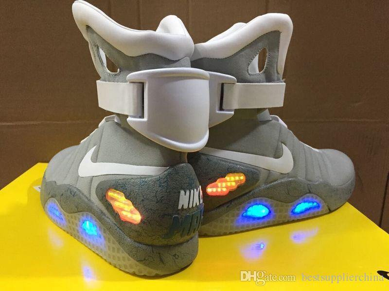 back to the future nike air mags 2015