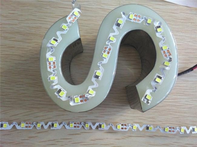 S shape led strip 2835 smd flex led strip light 60ledm 12v for s shape led strip 2835 smd flex led strip light 60ledm 12v for backlight led letters signage led module luminous letters 2835 led strip light online with sciox Gallery