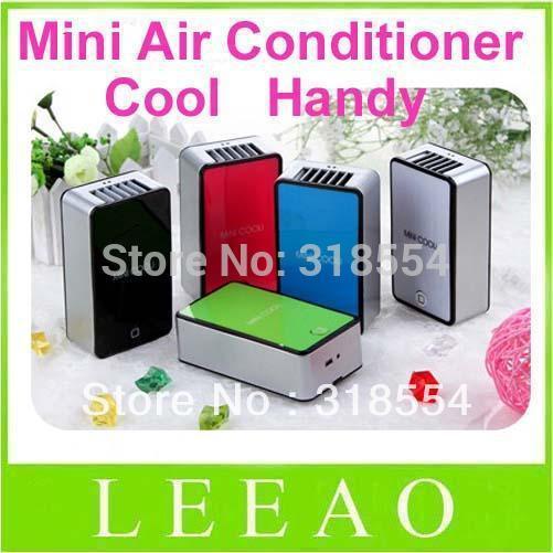 usb mini cooler hand held fan portable hand held air conditioner handy cooler cooling outdoor. Black Bedroom Furniture Sets. Home Design Ideas