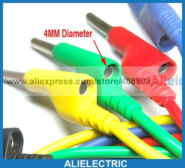 High Voltage Tester For Cable : Mm high voltage silicone cable test banana to
