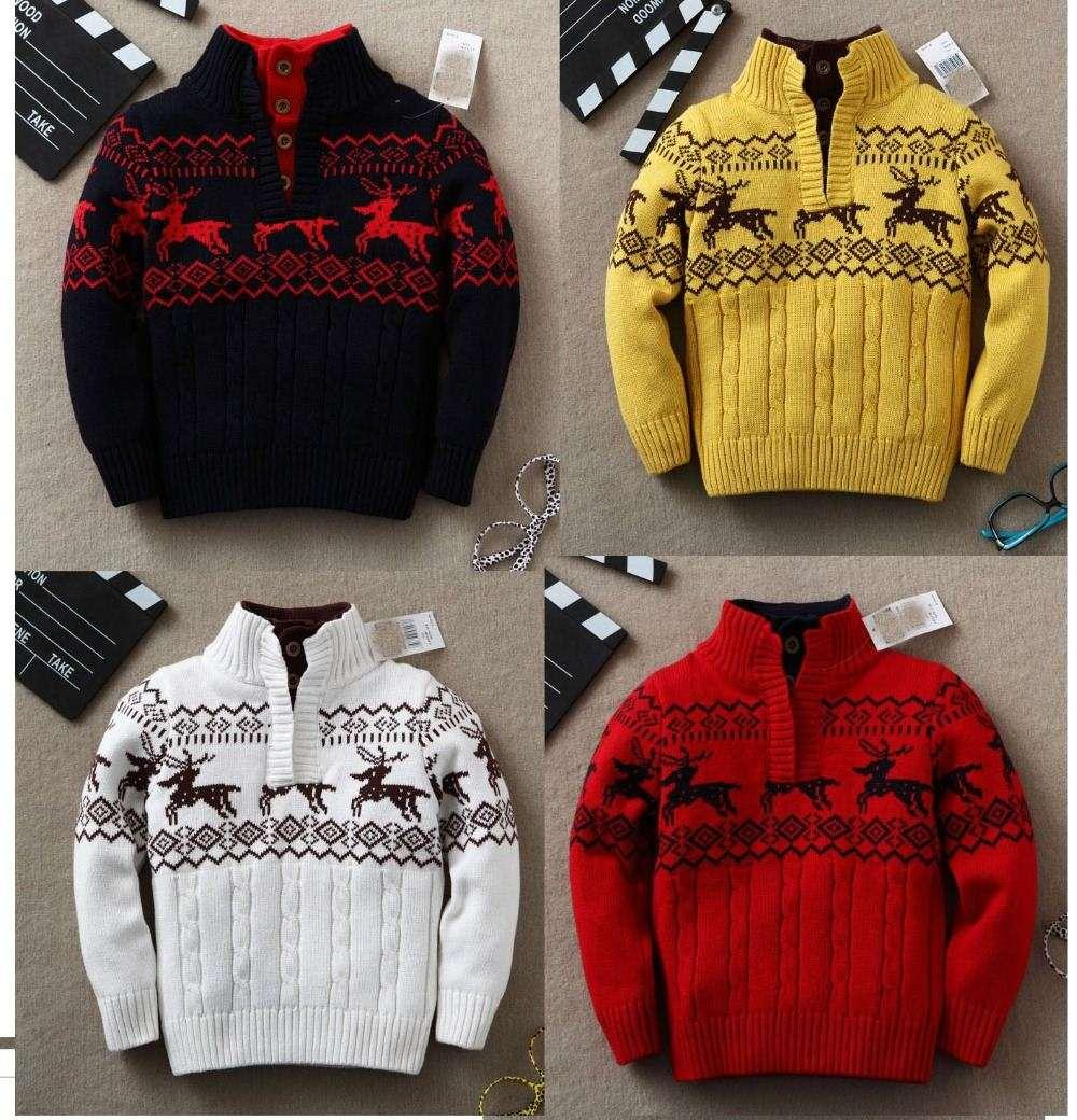 Sweaters Designs For Boys