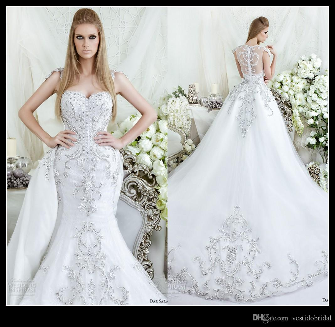 Discount Luxury Bridal Gowns Mermaid Style | 2017 Luxury Bridal ...
