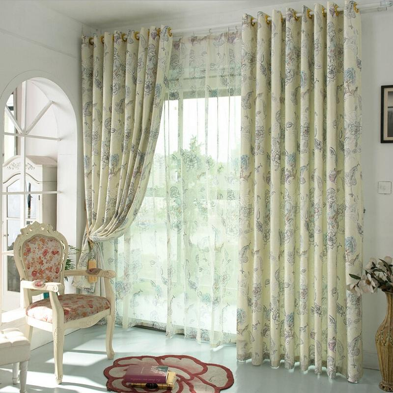 Light green living room curtains nature inspired light for B m living room curtains