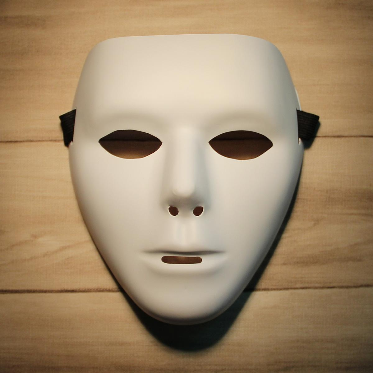 Jabbawockeez Hip-hop Mask for Halloween Cosplay Costume Party ...