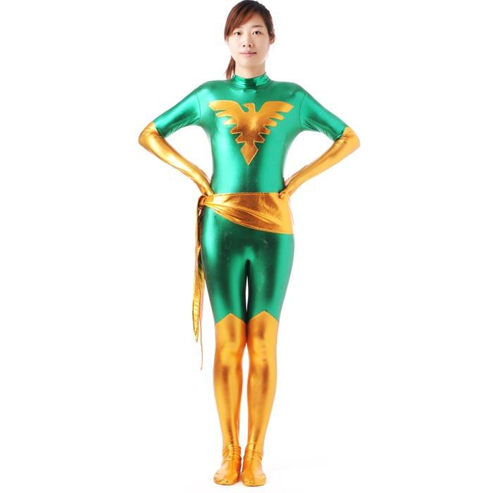 X Men Costume Adult Marvel Girl Phoenix Costume Women Halloween Costumes For Women Superhero Cosplay Supergirl Zentai Custom Halloween Group Costume Group