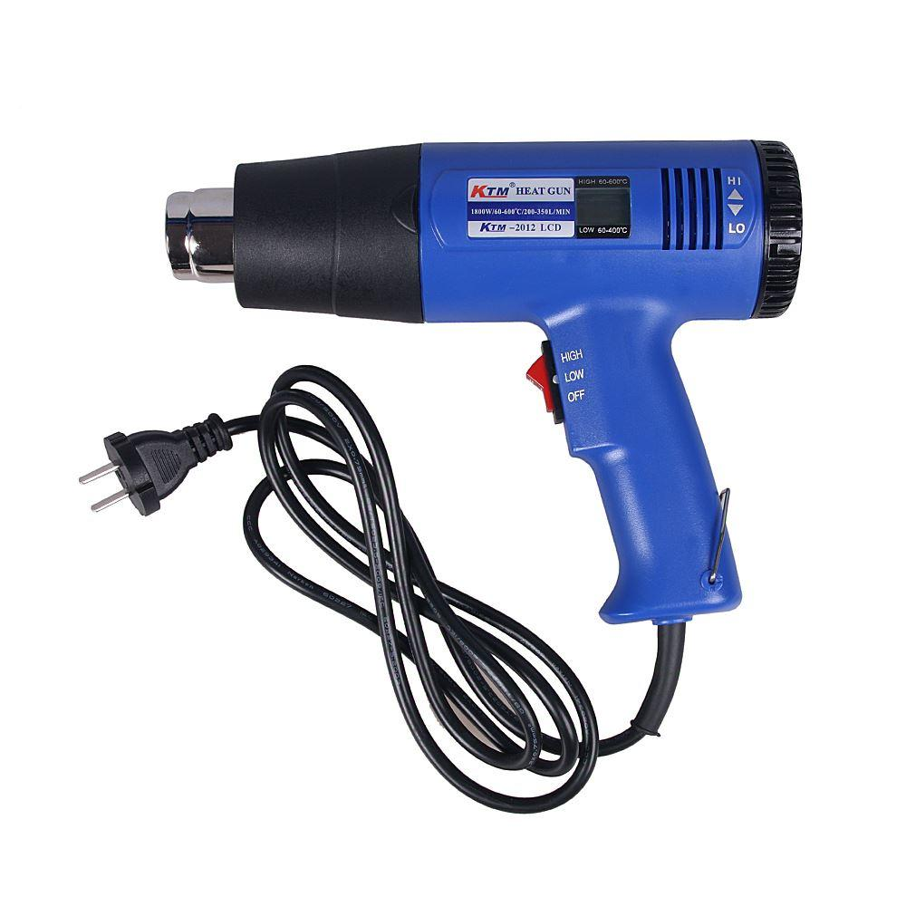 Industrial Heat Blower : Ac v air gun blower hot heat industrial
