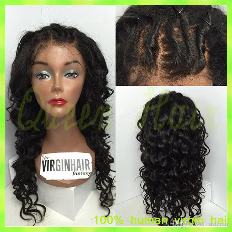 VIPbeauty Curly Lace Front Wig  Human hair Wigs For Black Women