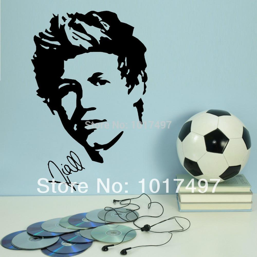 One Direction Bedroom Decor Home Decor Wall Sticker 1d One Direction Poster Niall Horan Wall