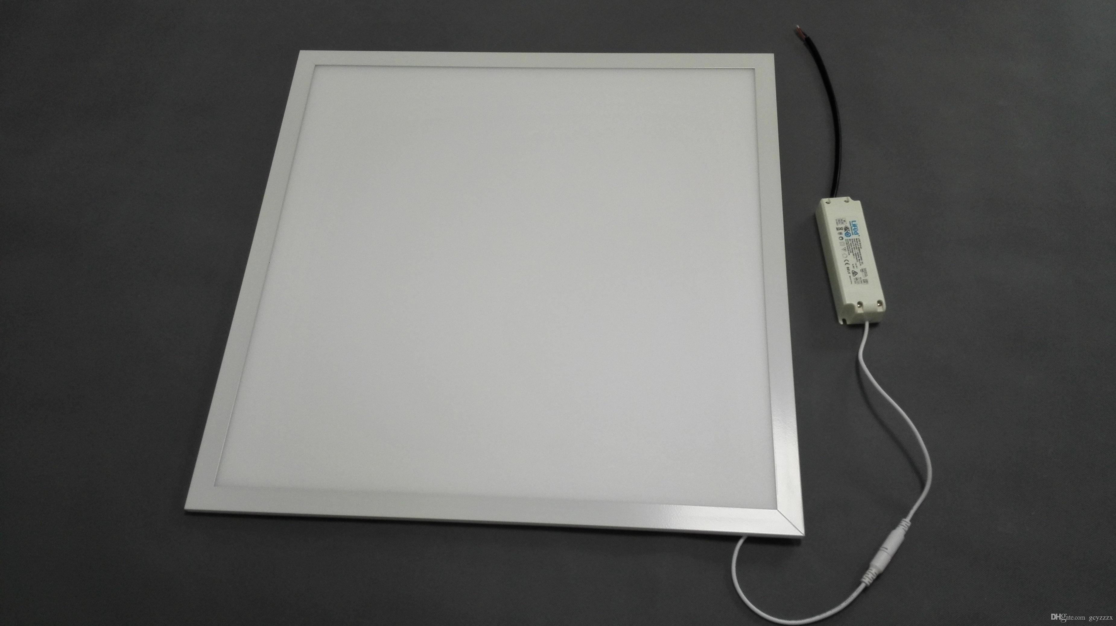 led panel light with 100 240v ac input voltage 50 60hz 40w 3600lm epistar smd4014 3 years. Black Bedroom Furniture Sets. Home Design Ideas