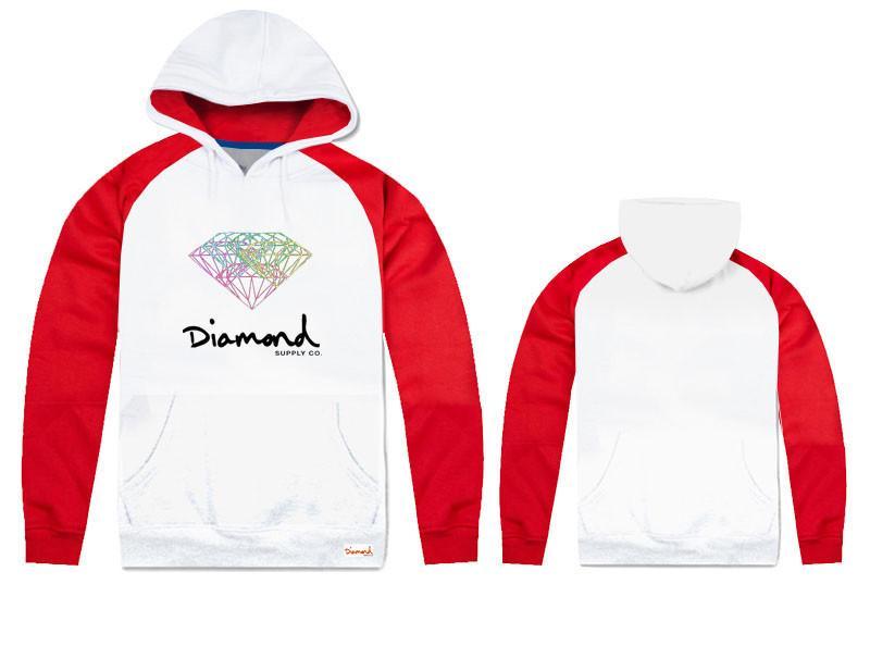 Discount diamond supply co hoodie clothing men diamonds for Wholesale diamond supply co shirts