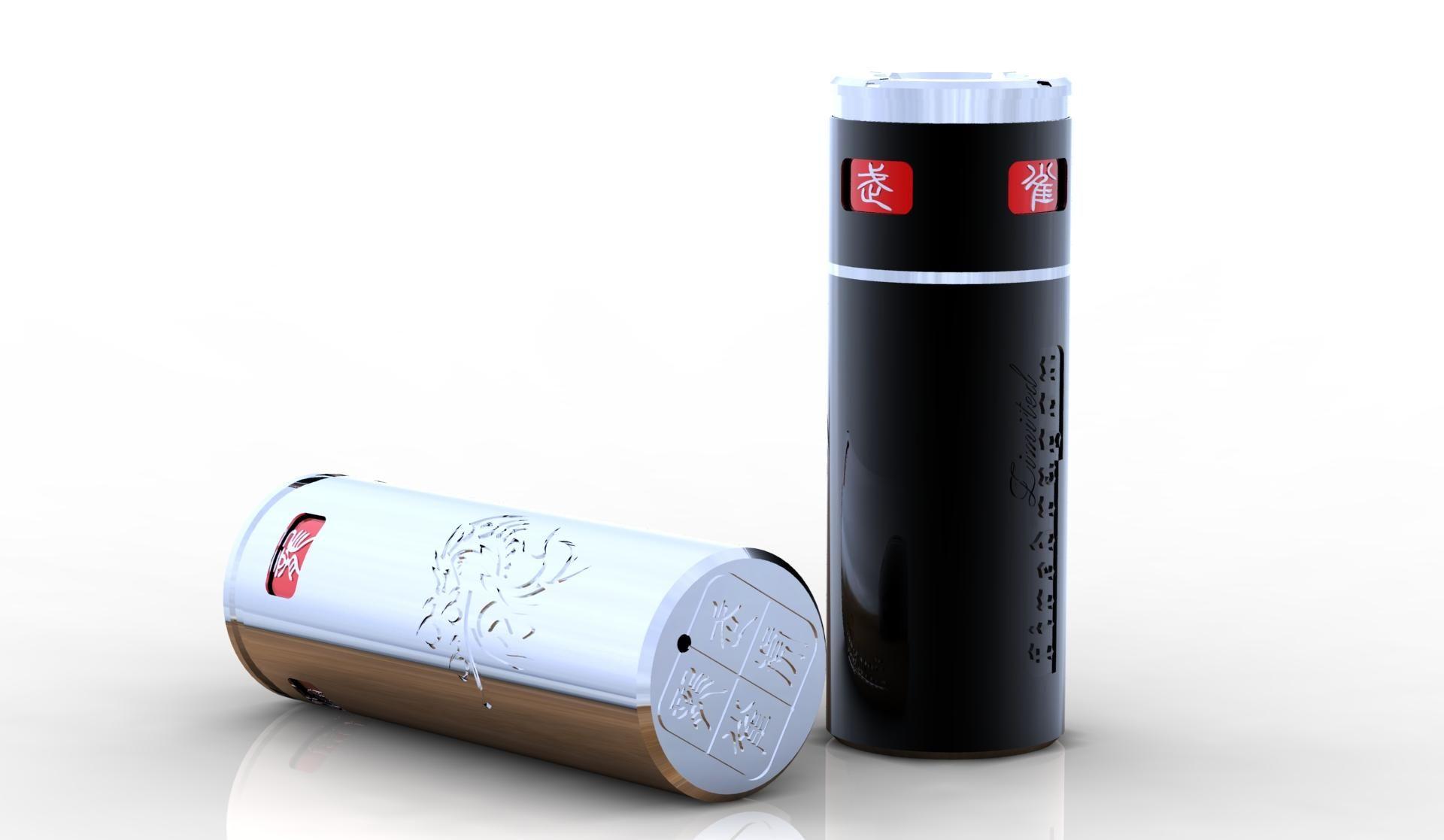 Electronic cigarette usb