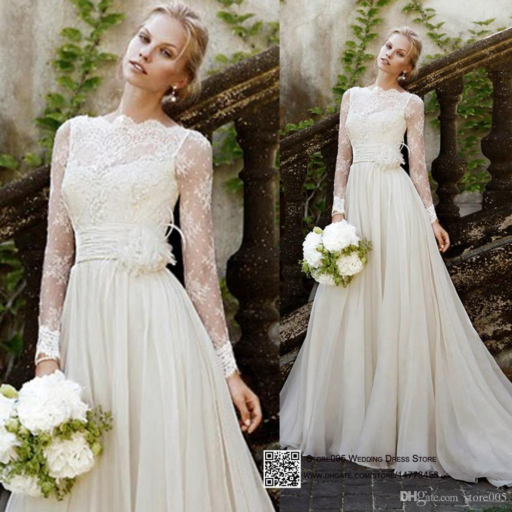Discount 2015 new design vintage wedding dress boho for Vintage summer wedding dresses