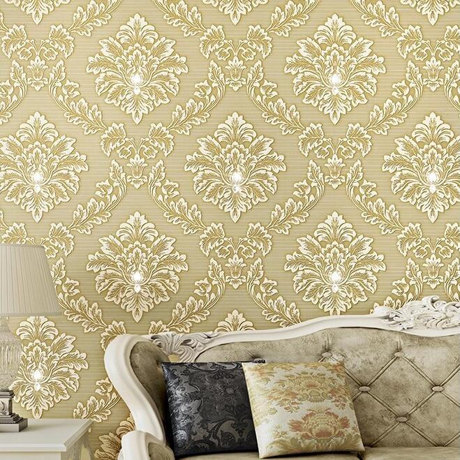 Image gallery elegant wallcoverings for Elegante tapeten