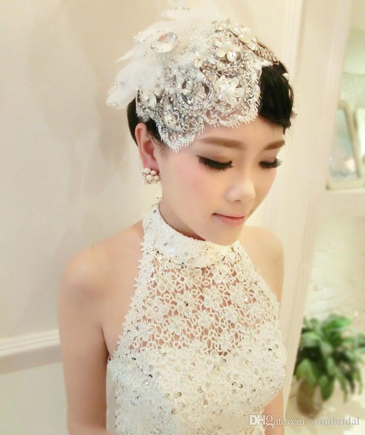 cheap bridal hair tiaras discount rhinestone bridal hair pins